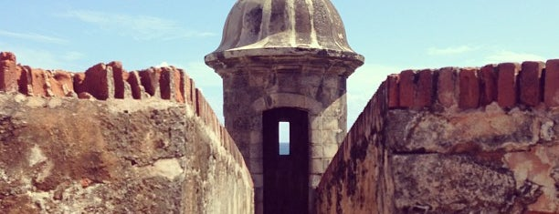 Castillo San Felipe del Morro is one of Go Ahead, Be A Tourist.