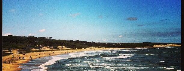 Playa De Santa Teresa is one of Uruguay.