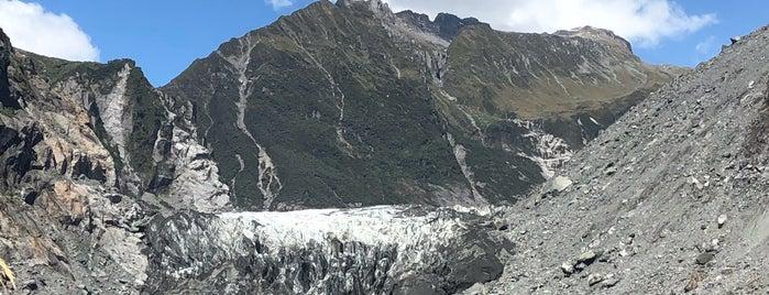 Fox Glacier is one of Nuova Zelanda.