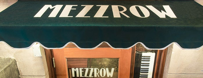 Mezzrow is one of The Black Notebook.