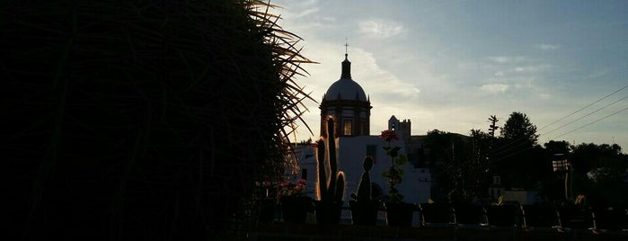 Hotel Su Casa en Pozos is one of Tempat yang Disukai Paola.
