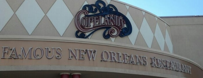Copeland's of New Orleans is one of Tempat yang Disukai Guillermo.