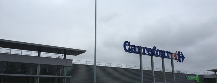 Carrefour is one of Icoさんのお気に入りスポット.