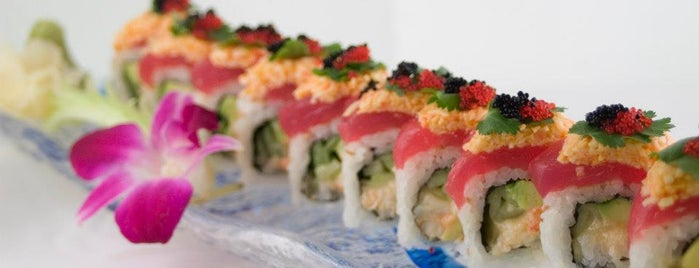 Banbu Sushi Bar & Grill is one of San Diego Restaurants.