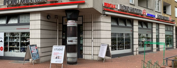 Foto Meyer is one of Berlin Best: Shops & services.