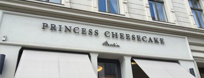 Princess Cheesecake is one of Berlino.
