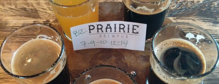 Prairie Brewpub is one of #NWAS20 Tulsa.
