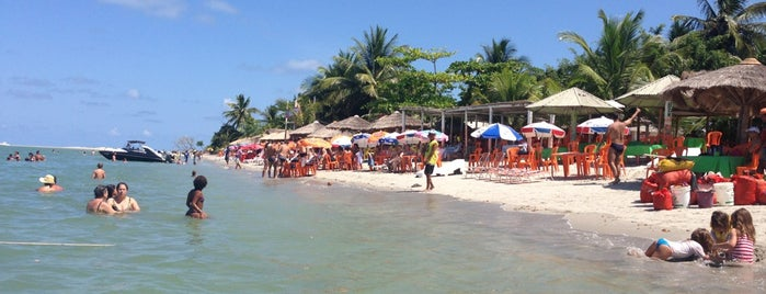 Praia Coroa Do Avião is one of Juniani'nin Beğendiği Mekanlar.