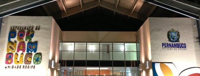 Centro de Artesanato do Recife is one of Shoppings e Lojas.