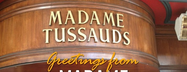 Madame Tussauds is one of London Town.