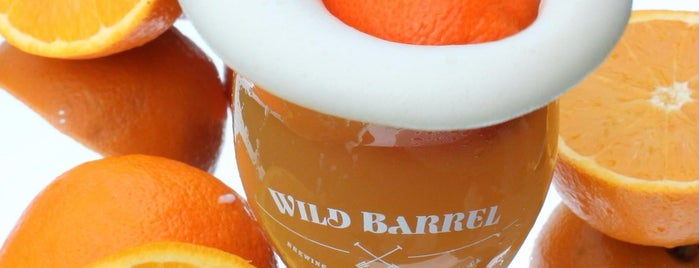 Wild Barrel Brewing is one of San Diego Breweries.