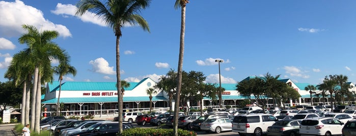 Sanibel Outlets is one of Florida.