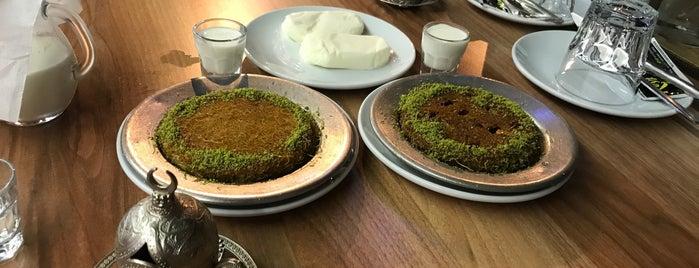 Keyf Künefe Katmer is one of Orte, die Mehmet Ali gefallen.