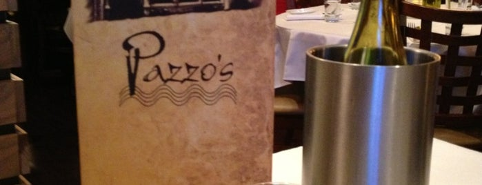 Pazzo's Cucina Italiana is one of Best Happy Hour Spots_Loop.