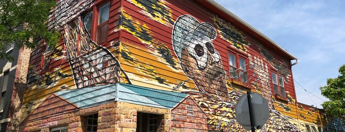 Hector Duarte Studio is one of Fabulous Art in Chicago.