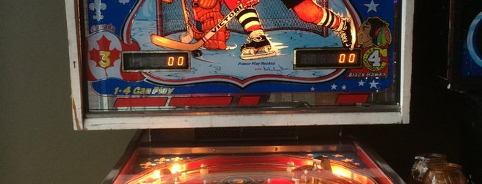 Logan Arcade is one of Pinball Destinations.