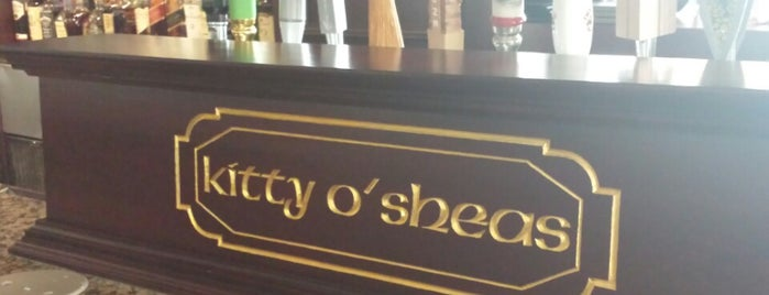 Kitty O'Sheas is one of Chicago Service Industry Discounts.