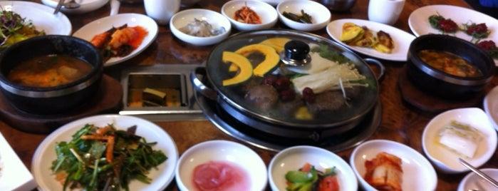 호남각 is one of Seoul/Korea.