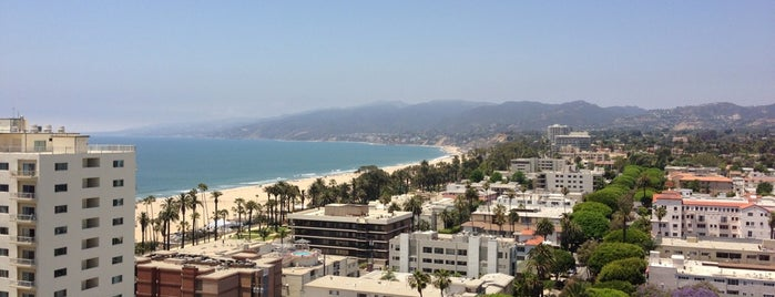 The Penthouse is one of Santa Monica.