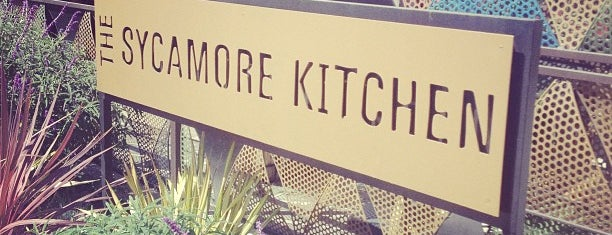 The Sycamore Kitchen is one of #myhints4LosAngeles.