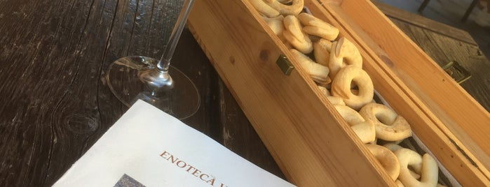Enoteca Vanni is one of Wine spots in Lucca.