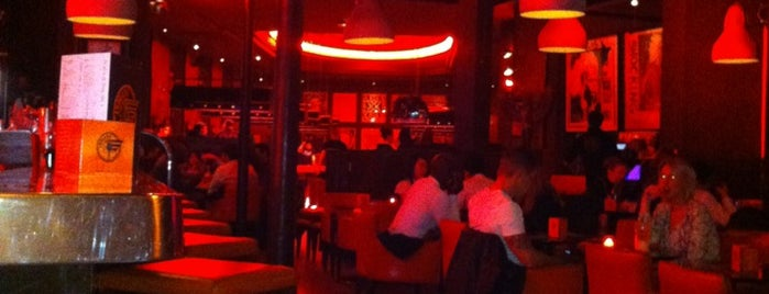 Indiana Café is one of Esra : понравившиеся места.