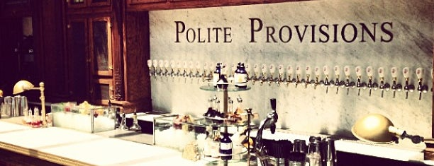 Polite Provisions is one of Sunny San Diego.