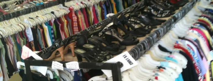 Smyrna Thrift Store is one of Thrifting Spots in the Southeast.
