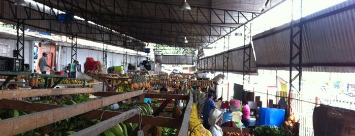 Mercado de Camaragibe is one of Neilson 님이 좋아한 장소.