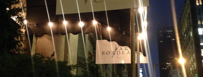 bar bordeaux is one of NYC 2014 new openings.