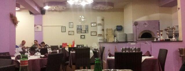 """Ristorante Pizzeria """"La Gioconda"""" is one of adyglio : понравившиеся места."""