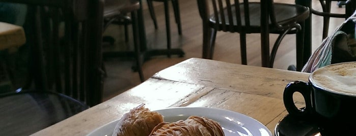 Chandos Deli is one of UK Restaurants.