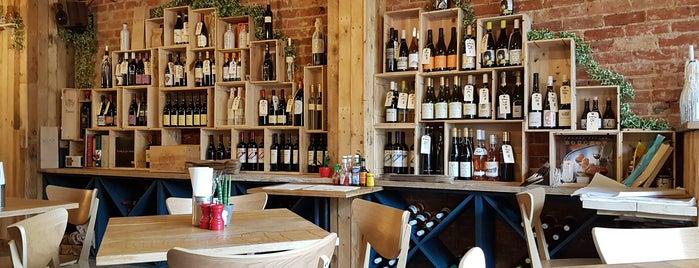 Vine is one of UK Restaurants.