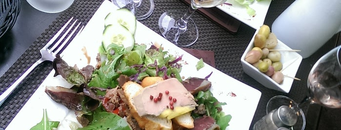 LE COMPTOIR GOURMAND is one of Toulouse.