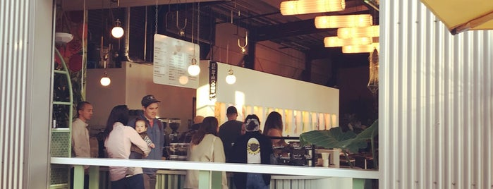 Voyager Craft Coffee is one of Essential Third Wave Coffee: Bay Area.
