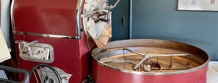 Pacific Coffee Roasting Company is one of Aptos/Capi/SC.
