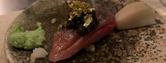 Shuko is one of NYC places to try.
