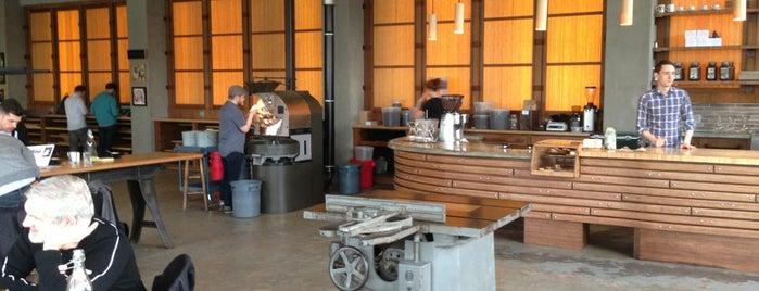 Coava Coffee Roasters Cafe is one of Portland Picks.