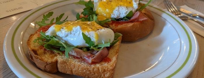 Кухня Поллі is one of Breakfast.