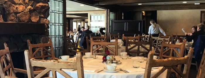 Glitretind Restaurant is one of Saleem : понравившиеся места.