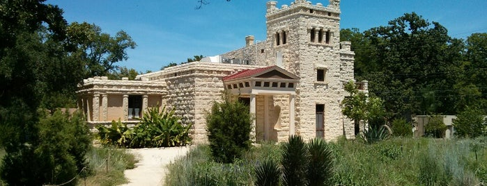 Elisabet Ney Museum is one of When we move to Austin.
