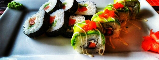 Sushi Műhely is one of To Do ^^.