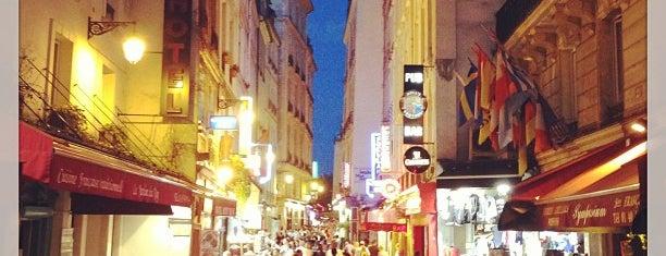 Rue de la Huchette is one of Paris.