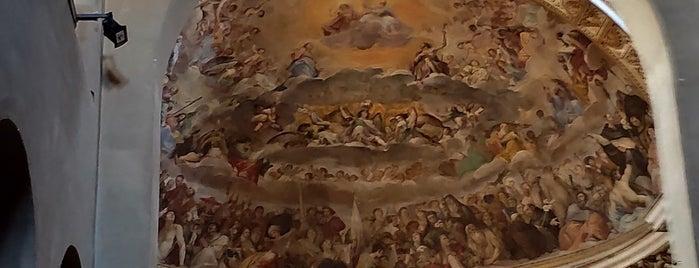 Basilica dei Santi Quattro Coronati is one of ROME - ITALY.