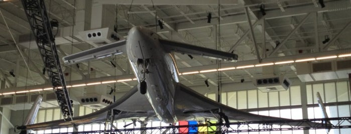 Future of Flight Aviation Center & Boeing Tour is one of Northwest Washington.