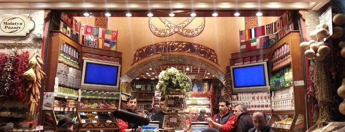 Malatya Pazarı is one of Istambul food.