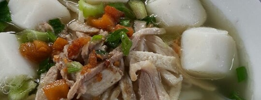 Ah Liang Duck Meat Koay Teow Th'ng is one of Penang | Eats.