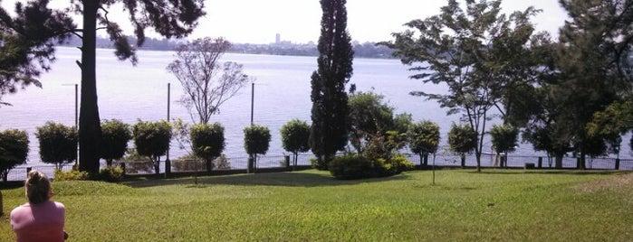 Itaú Unibanco Clube is one of Tempat yang Disukai Juliana.