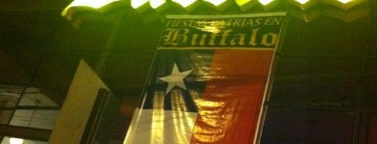 Buffalo Irish Pub is one of Locais curtidos por Oswaldo.