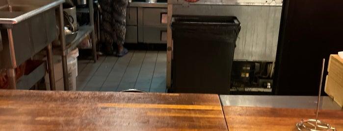 Arepa Lady is one of Stevenson's Favorite NYC Restaurants.